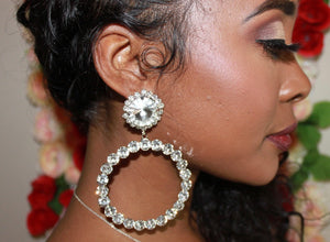 Rich $ex earrings