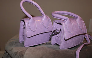 Purple Mini Bags