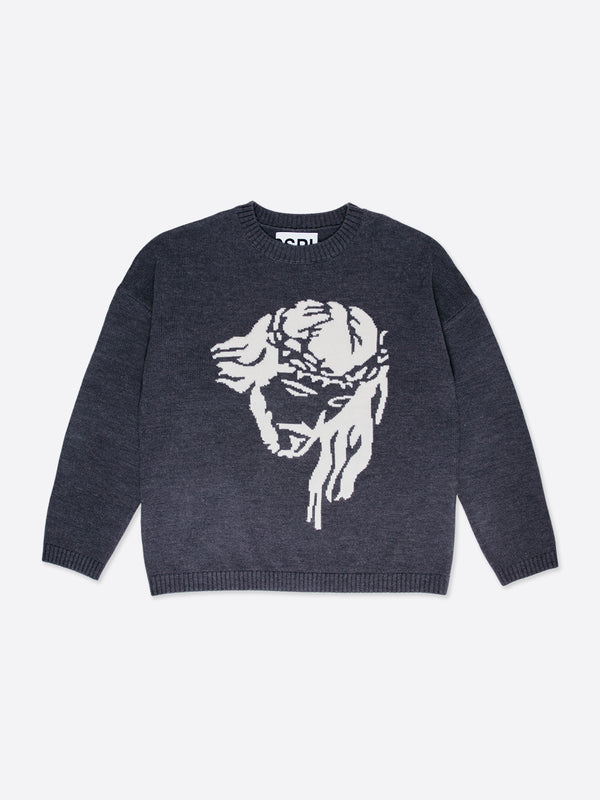Jesus Powder Sweater