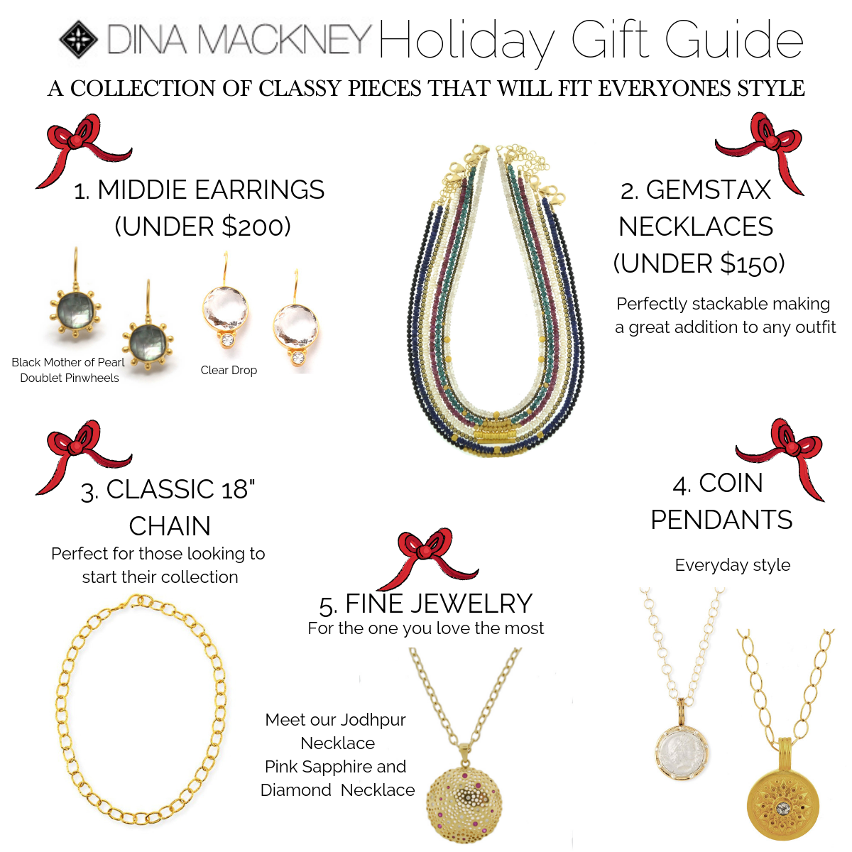 'Tis the Season for Our Holiday Gift Guide