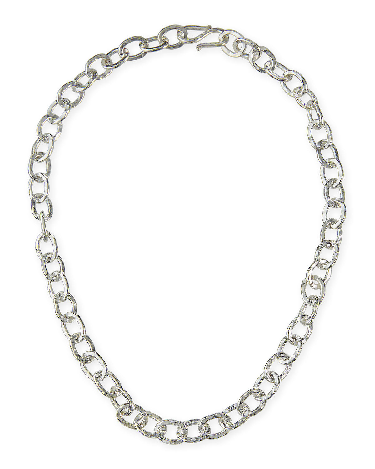 Sterling Silver Classic Luxe Links