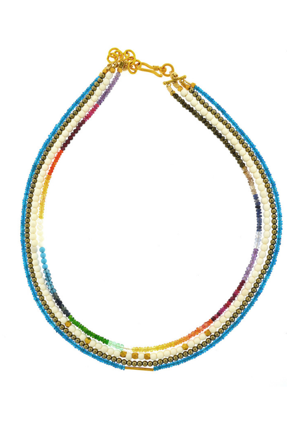 Rainbow Multi Necklace