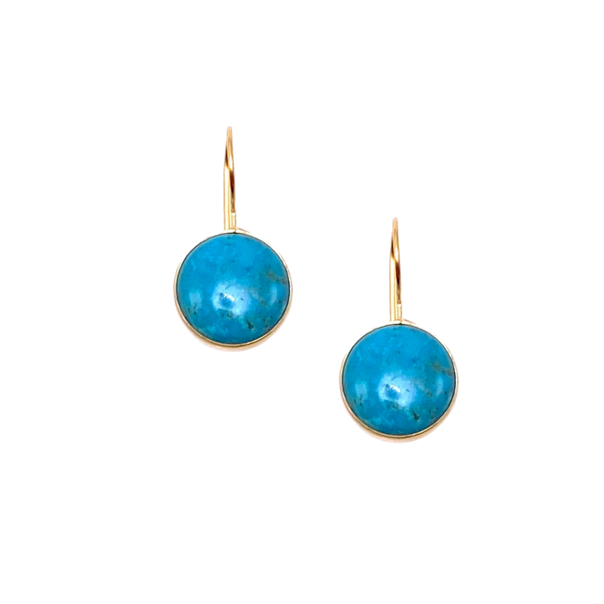 Turquoise Earwire
