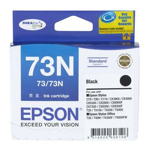 73N Genuine black ink cartridge