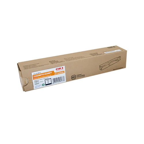 Oki C3530 genuine black toner