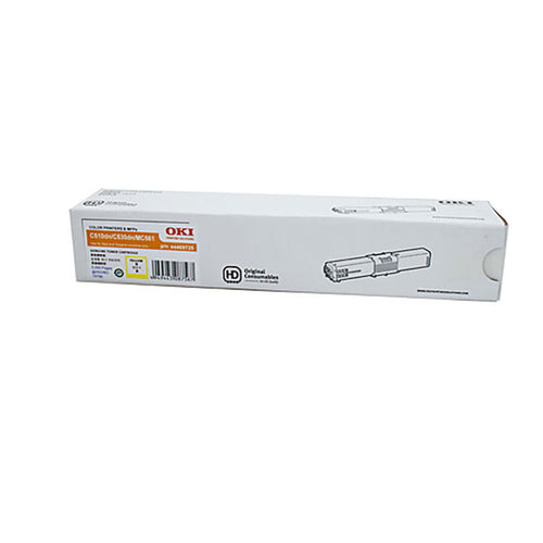 C510 Oki genuine yellow toner