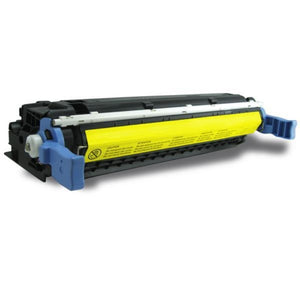C9722A HP compatible yellow laser toner