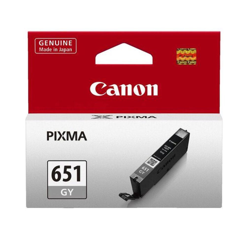 CLI651 Canon genuine grey ink