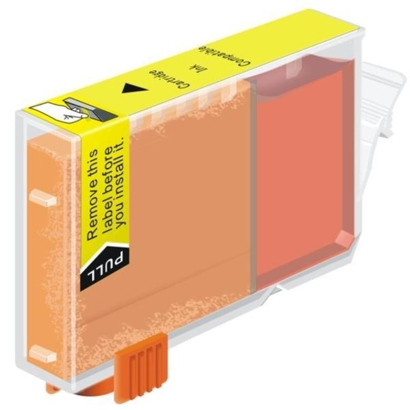 CLI8 compatible Canon yellow ink cartridge