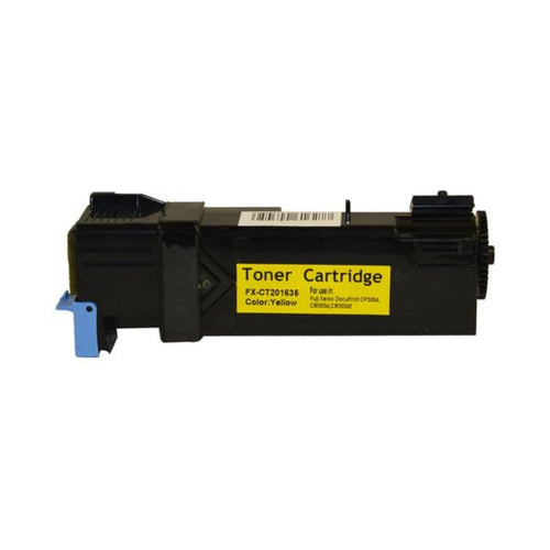 CT201635 Fuji Xerox compatible yellow toner