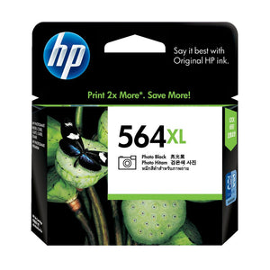 Genuine HP564XL photo black ink refill