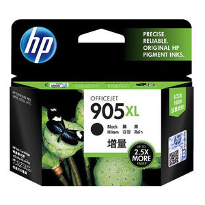 HP905XL Genuine Black Ink Cartridge