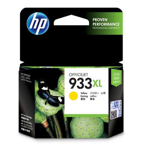 HP933XL Genuine Yellow Ink Cartridge