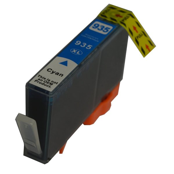 HP935XL HP Compatible Cyan Ink