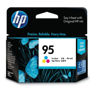 HP95 Genuine Tri-Colour Ink Cartridge