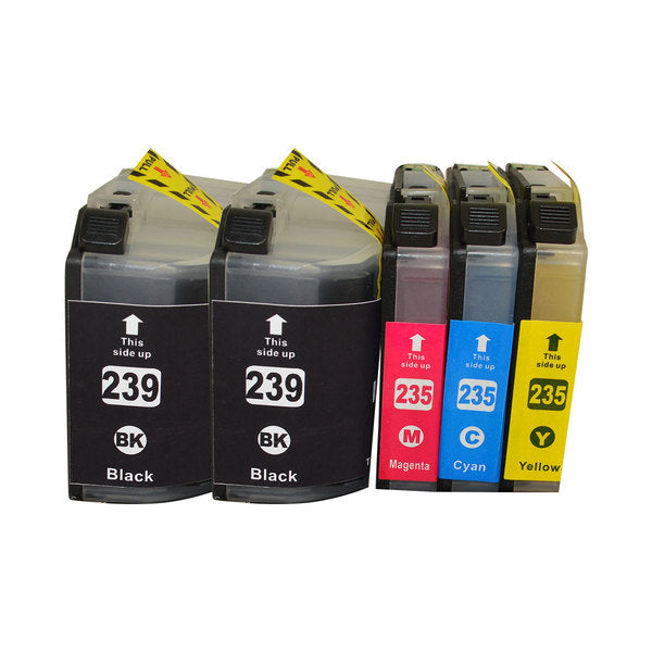 LC239XL LC235XL compatible Brother ink value pack
