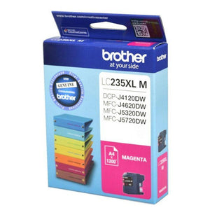 LC235XL Genuine Brother Magenta Ink Refill