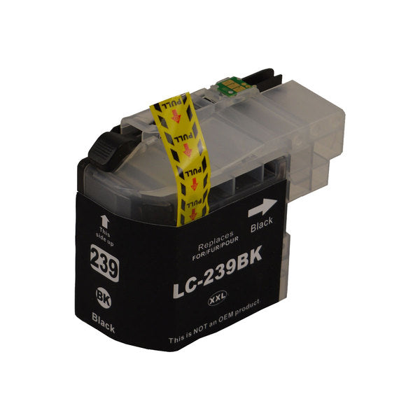 LC239XL competible Brother black ink cartridge
