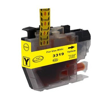 LC3319XL Brother Compatible Yellow Ink