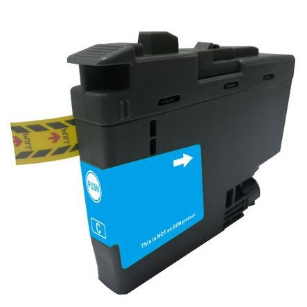 LC3333 Brother Compatible Cyan Ink Cartridge