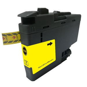 LC3333 Brother Compatible Yellow Ink