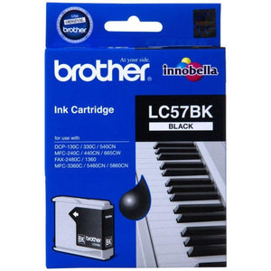 LC57 Brother genuine black ink refill