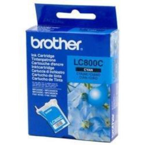 LC800 Brother genuine cyan ink