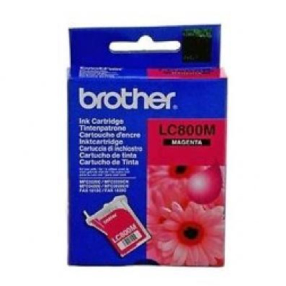LC800 Brother genuine magenta ink