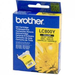 LC800 Brother yellow ink