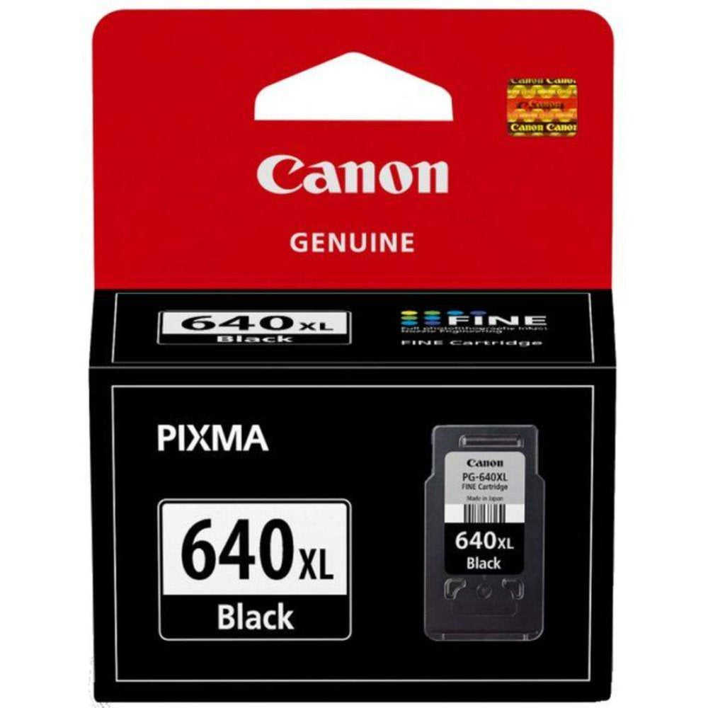 PG640XL Canon genuine black ink