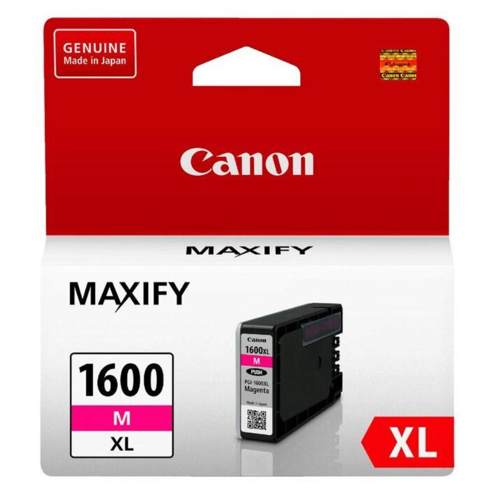 PGI1600XL Canon genuine magenta ink