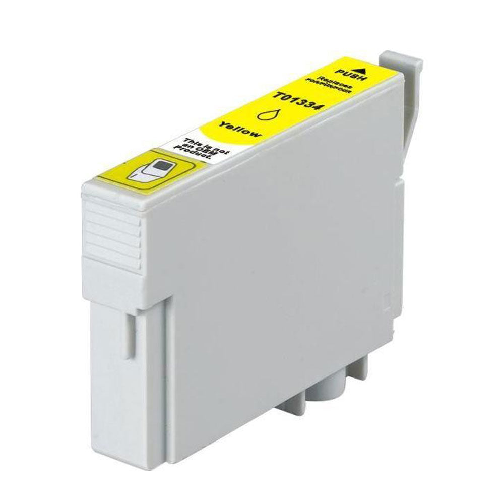 T133 Epson compatible yellow ink