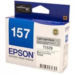 T157 Epson Genuine Light Light Black