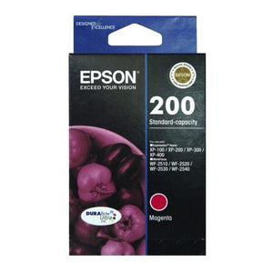 T200 Epson Genuine Magenta Ink