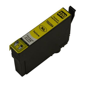 T220XL Epson compatible yellow ink
