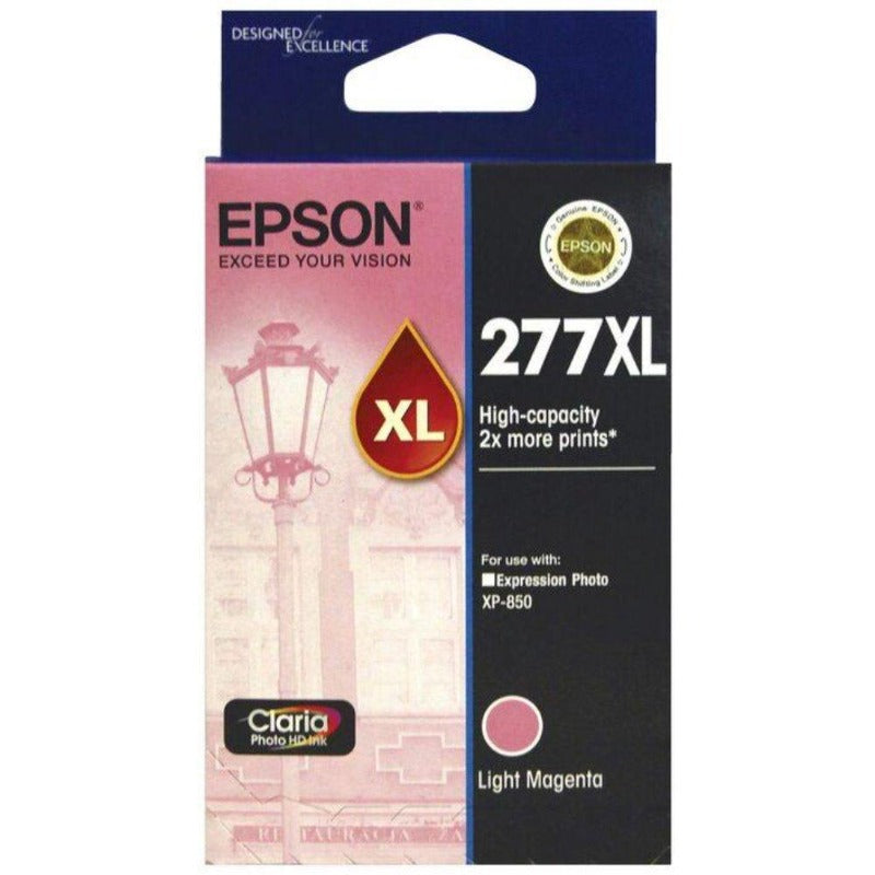 277XL Epson genuine light magenta ink