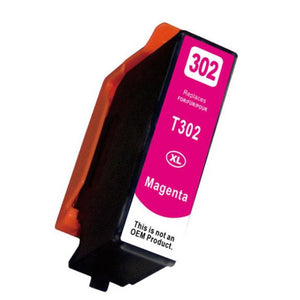 T302XL Epson compatible magenta ink