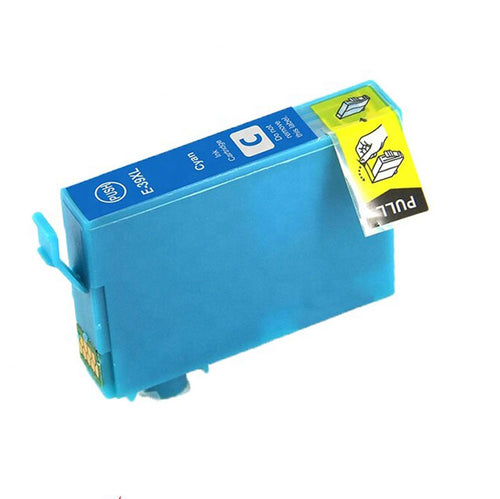 Compatible Epson T39XL cyan ink cartridge