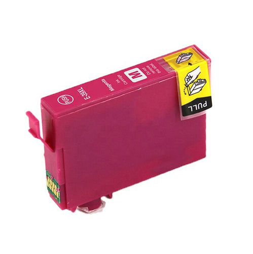 Compatible Epson T39XL magenta ink cartridge