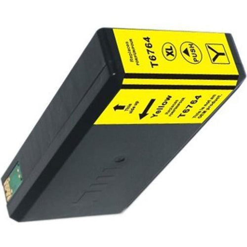 T676XL Epson compatible yellow ink
