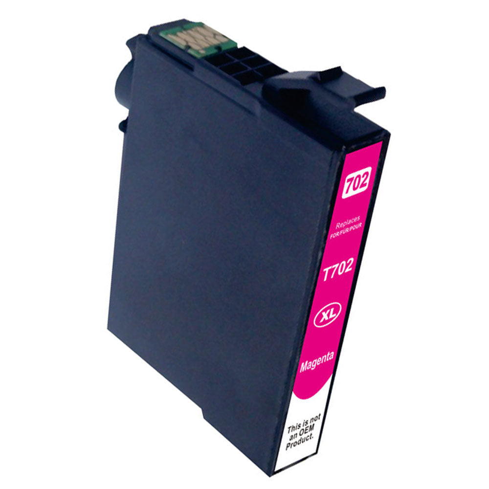 T702XL Epson compatible magenta ink