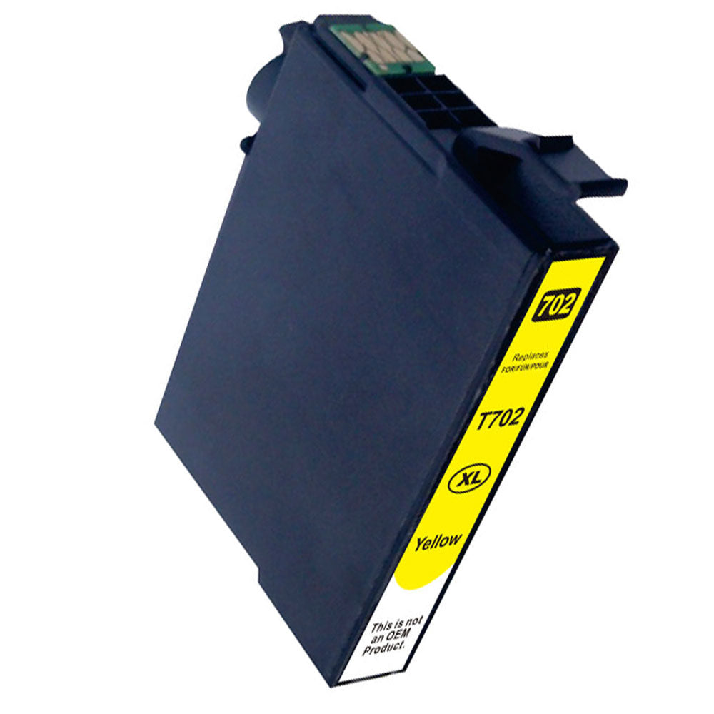 T702XL Epson compatible yellow ink