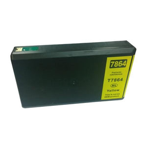 Epson T786XL compatible yellow ink cartridge