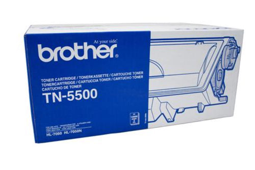 TN5500 Brother genuine black toner