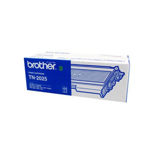 TN2025 Brother genuine black laser toner
