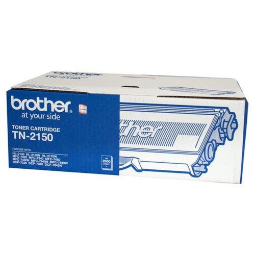TN2150 Brother genuine black laser toner