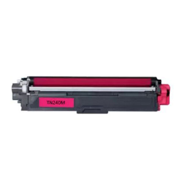 TN240 Brother compatible magenta laser toner