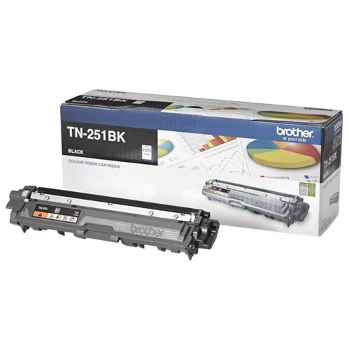 TN251 Brother genuine black toner