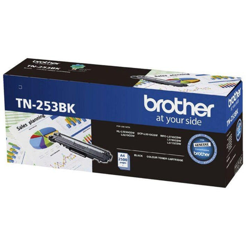 TN253 Brother genuine black toner