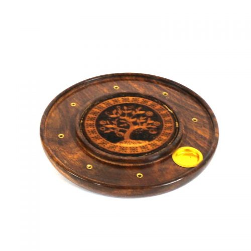 Incense Burner – Tree of Life